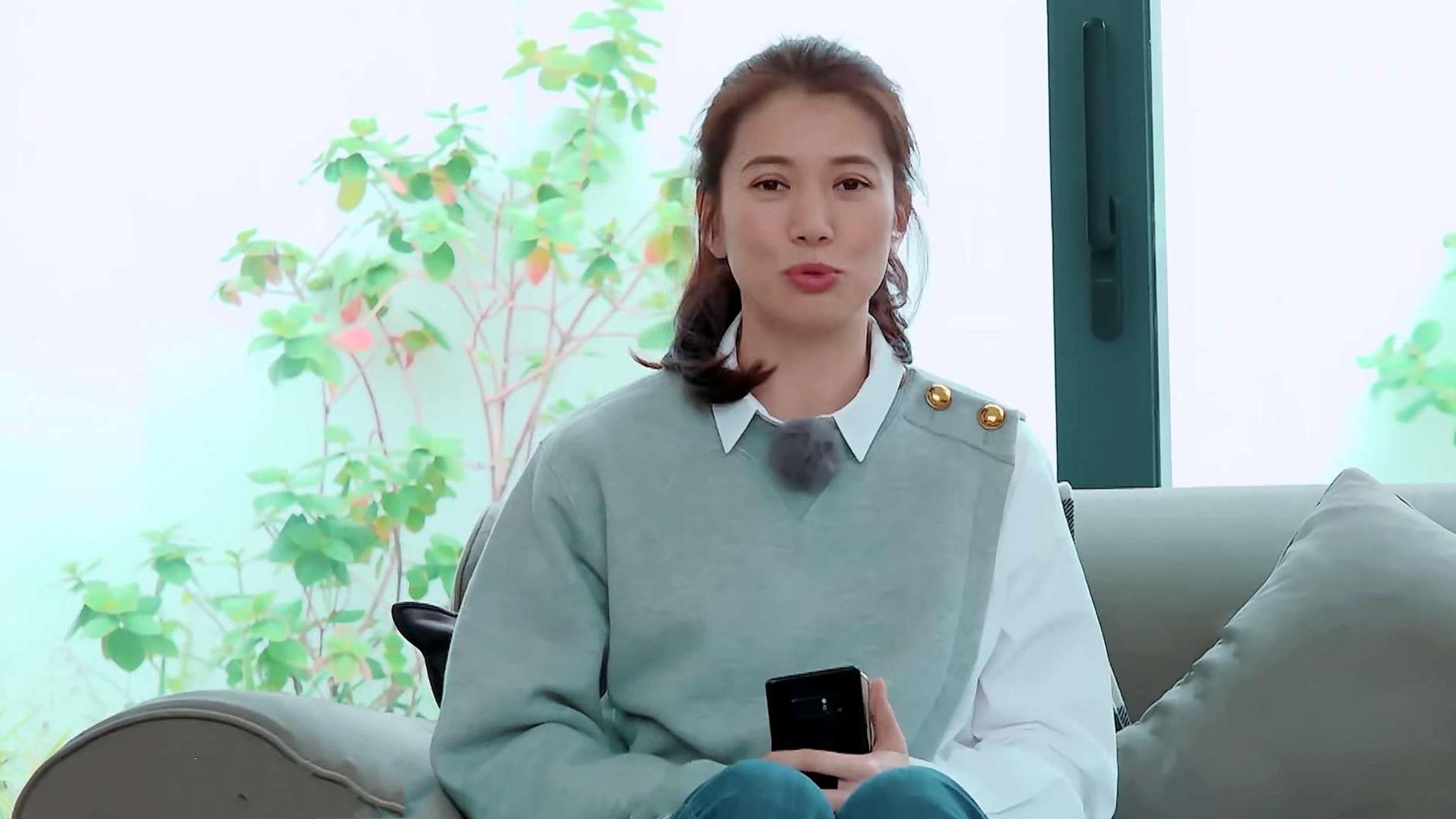 """袁咏仪帮儿子澄清绯闻,心疼张慕童""""女友""""一秒钟"""