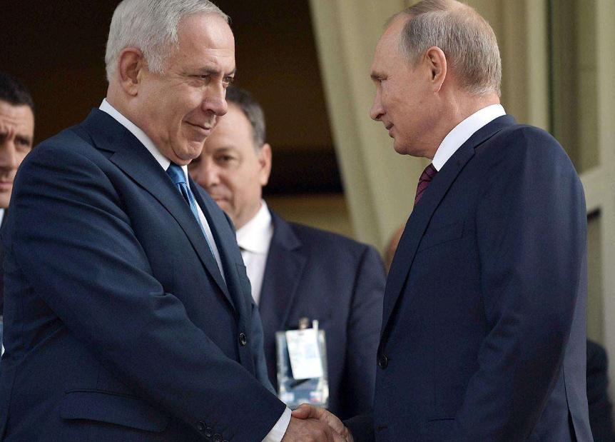 提前一天通知俄羅斯,以色列F35越境空襲,兩小時后結束戰斗_內塔尼亞胡
