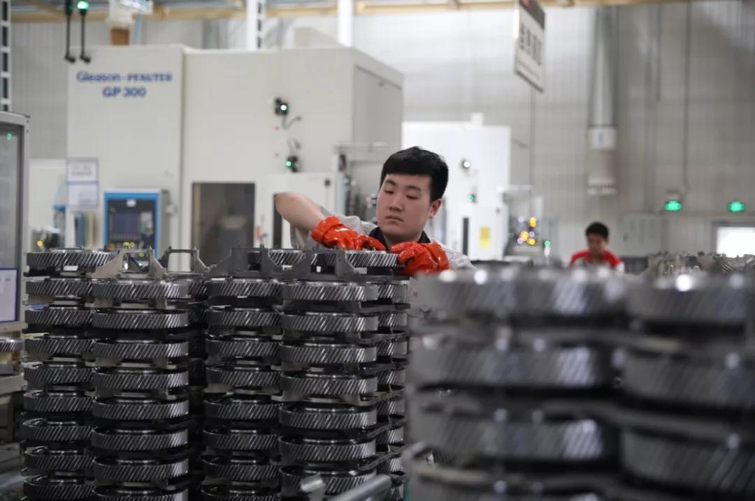 走进长城徐水工厂 探寻崛起背后的原因