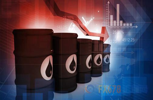 API原油库存意外增加,成品油库存亦大增,美油短线跳水收窄涨幅