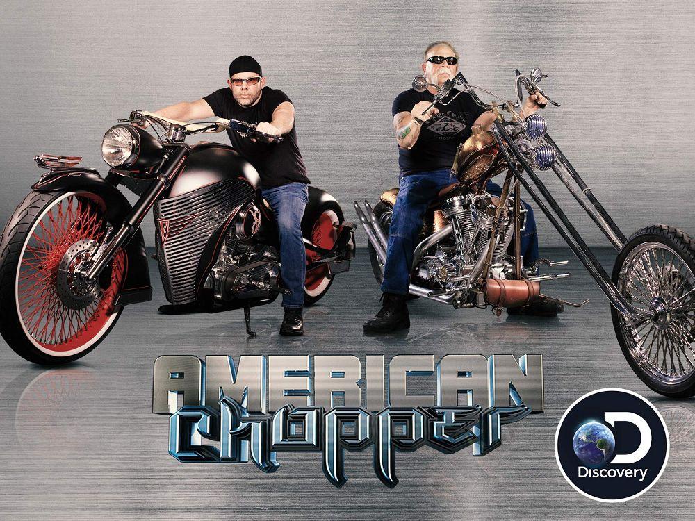 真人秀节目「American Chopper - 超炫美式机车」