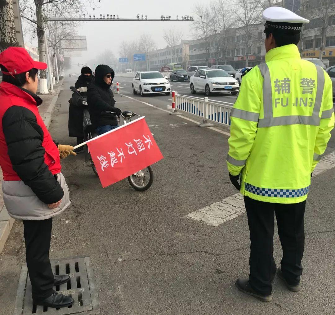 宝坻交警严正声明:非机动车再这样走将被罚款!