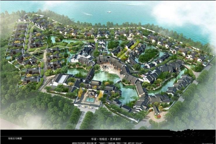华谊兄弟艺术家村户型建筑面积多大 交通路况 售楼处电话