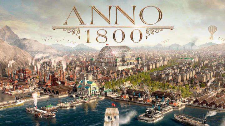 《纪元1800》推出最新DLC 今日开启限时免费