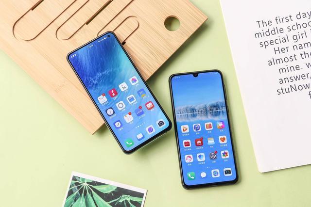 三款自拍能力出众的手机,华为、vivo双双在线,你更中意哪款?