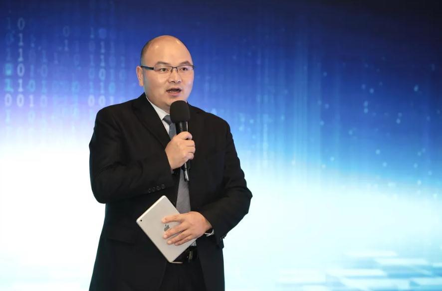 新华三杨海军:构建智能联接,驱动智慧未来
