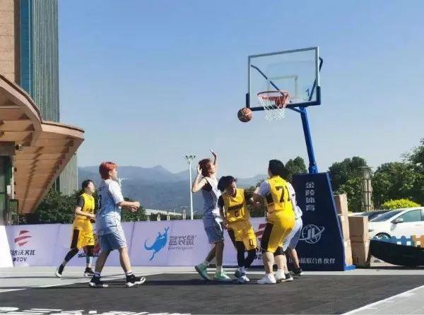 【体育风采】福清篮球代表队勇夺福州三对三篮球联赛殊荣
