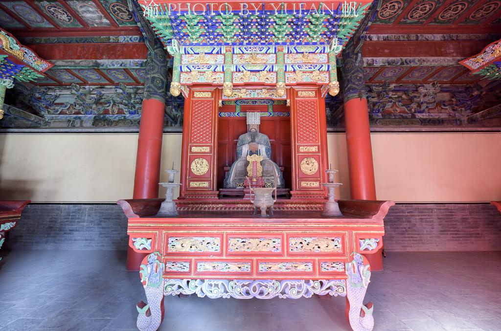 游读济宁,走进孔子出生地,尼山孔庙与书院,了解鲜为人知的故事
