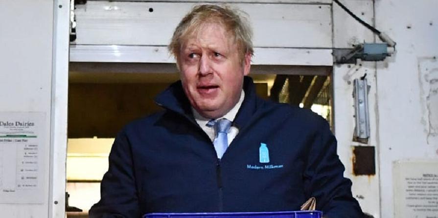 英國大選即將拉開帷幕,約翰遜被指鉆冰箱躲記者