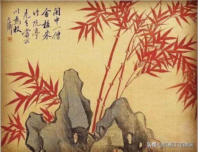 <b>中国画由青绿灿烂之美到黑白之韵,中国色彩观赋予哲思的心象之色</b>
