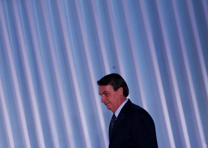 巴西總統患皮膚癌?總統辦公室發聲明否認:他很好