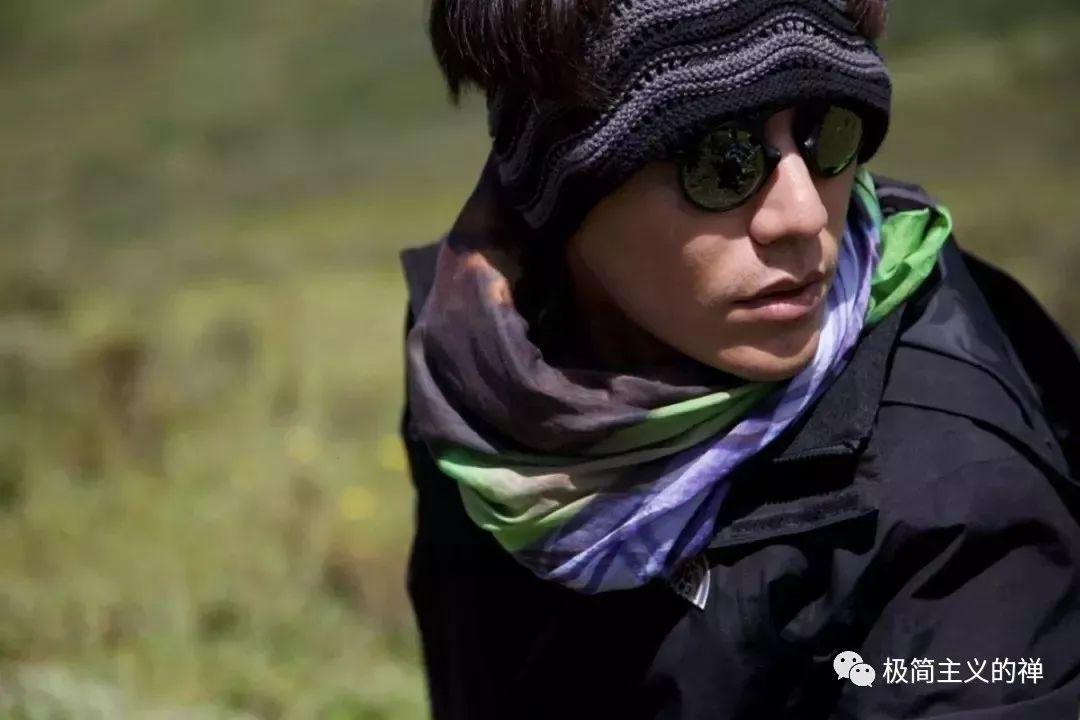 陈坤:我人生的第一课,是从认识死亡开始的。