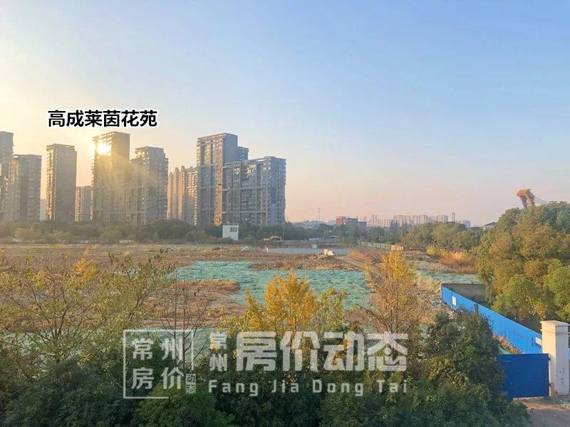 周边新房均价1.65万/㎡,常州主城区优质宅地批后公布!