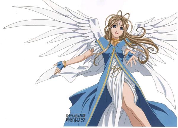 """日本动漫中五位真""""女神""""角色,谁曾令你魂牵梦绕?_观众们"""