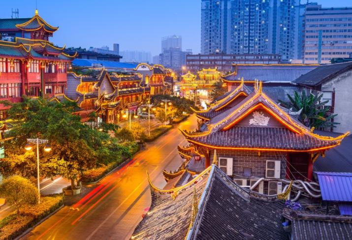 成都的gdp_江苏苏州与四川成都的2020年一季度GDP出炉,两者成绩如何?