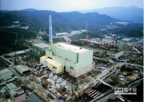 """台政客:""""核四""""已缺602个组配件,重启艰难希望渺茫"""