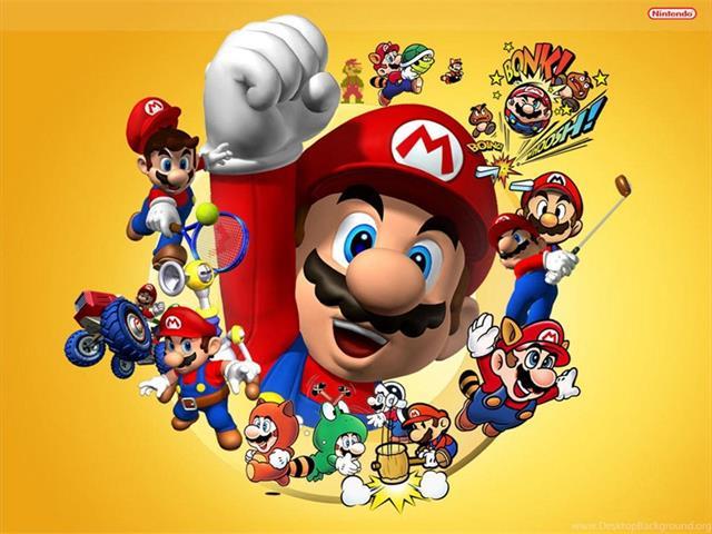 """一个红帽蓝裤水管工,怎么就成了世界上最""""富有""""的游戏角色?_马力欧"""