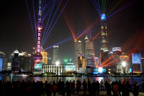 德媒预测:中国经济下个十年将超越美国