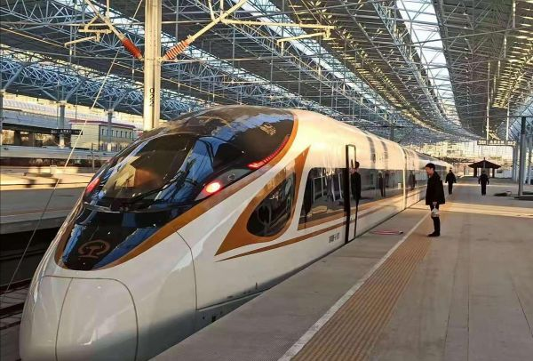 港媒称高铁已成中国经济重要推动力:欲打造新型超级城市群