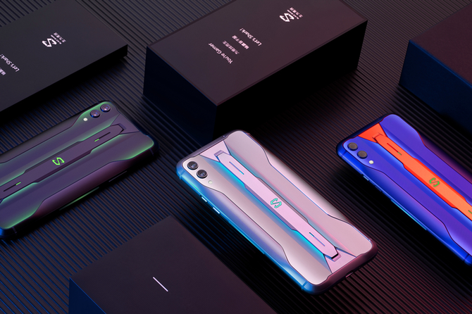 顶级游戏手机——黑鲨游戏手机2Pro双十二福利重磅来袭_用户