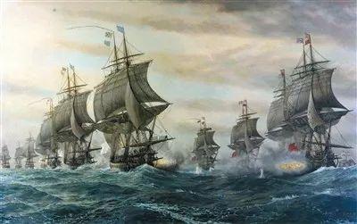 从鼎盛到衰落,英国海军留下了怎样的悲喜剧?