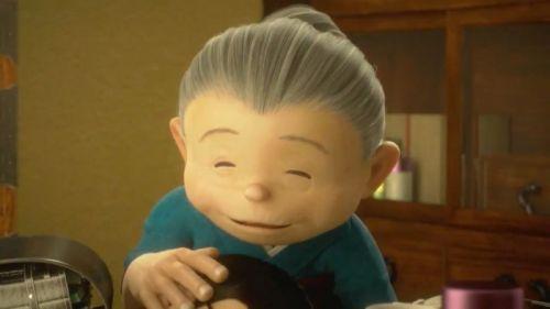 《哆啦A梦:伴我同行2》发布首款预告片_奶奶