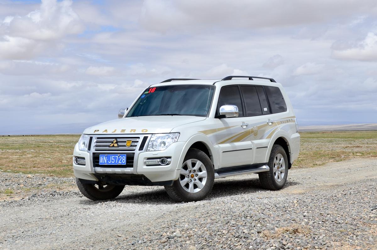 三菱帕杰羅新增車型上市 指導價38.98萬元