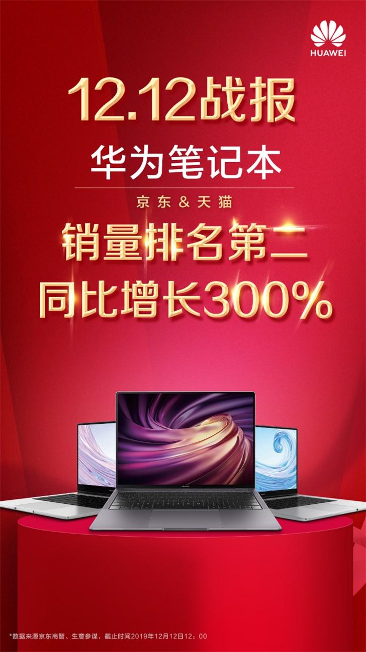 """""""多屏協同""""加持,華為MateBook D系列成雙12學生黨首選_手機"""