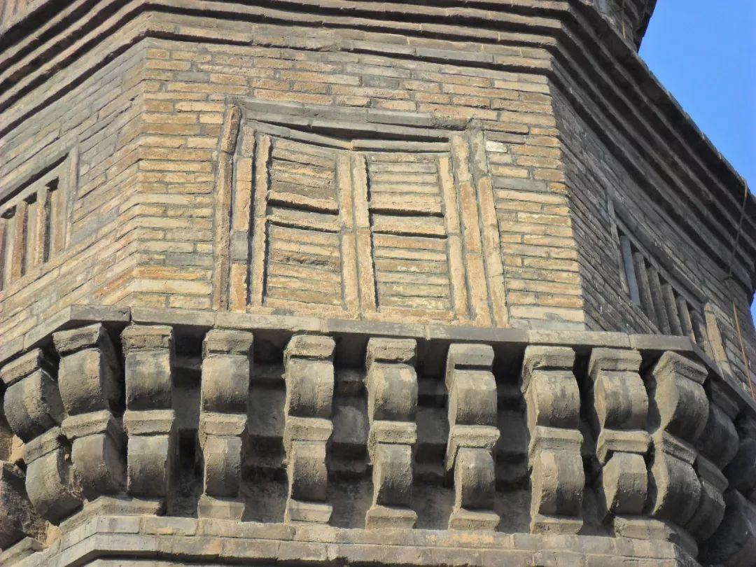 杨寨古塔——历经千年的守候