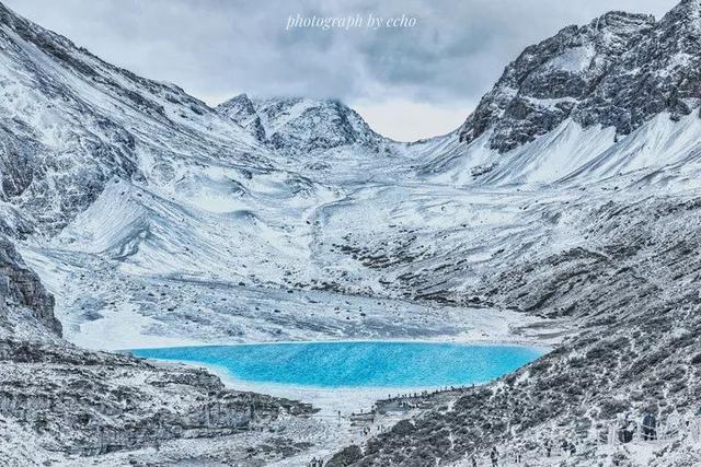 请你来稻城亚丁感受最美好的冬日限定
