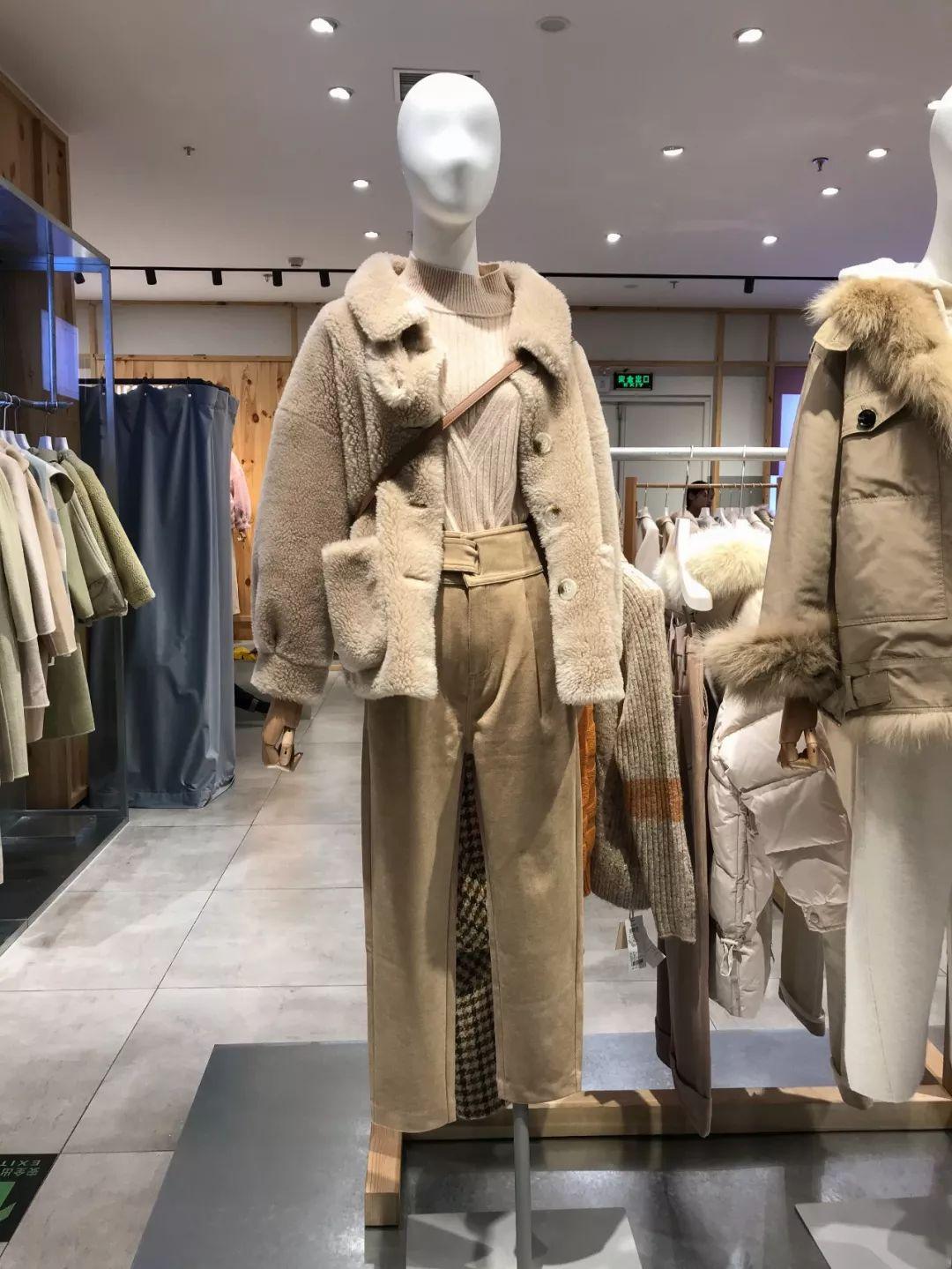 2019秋冬中国女装零售分析