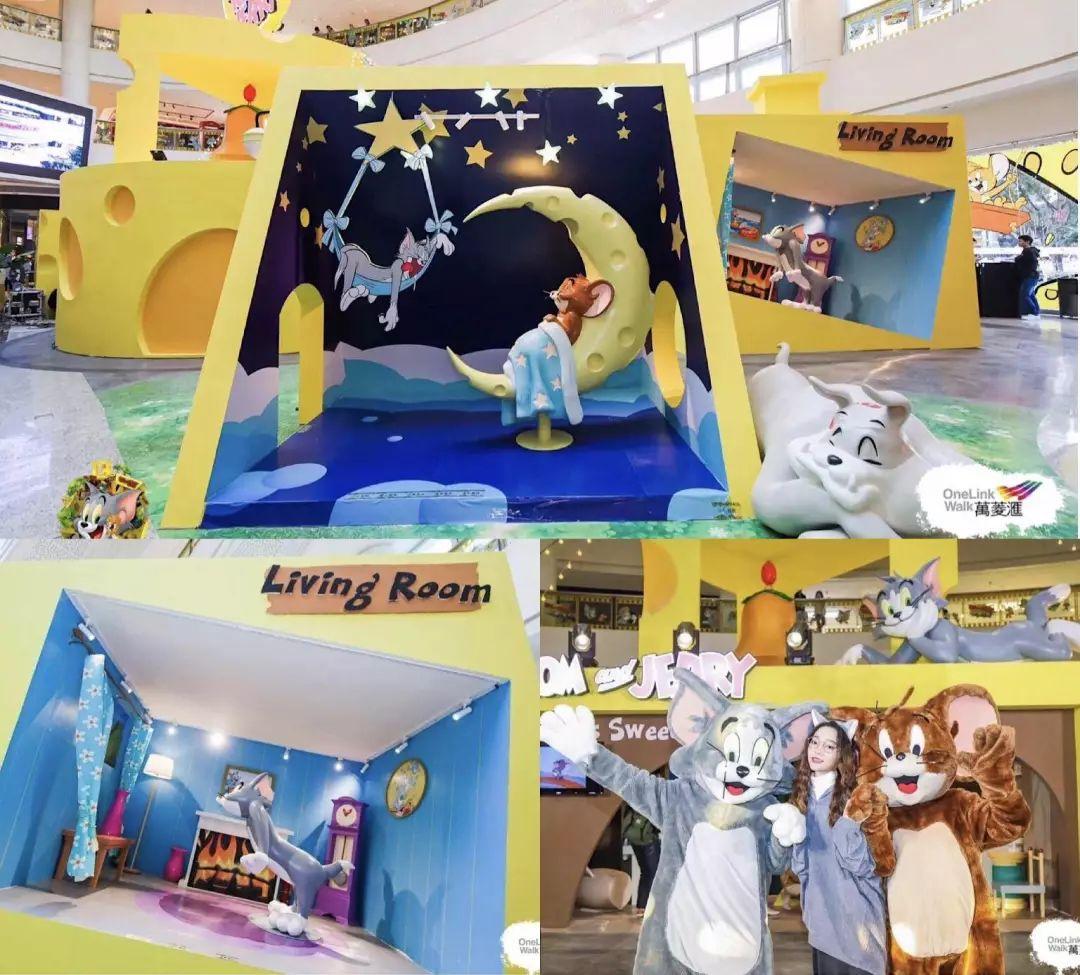 2020鼠年恰逢《猫和老鼠》相爱相杀80周年,品牌借用胡歌王俊凯花式讨好