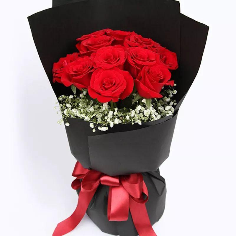 一束花的价格,四束花的感动,槐南一梦帮你实现