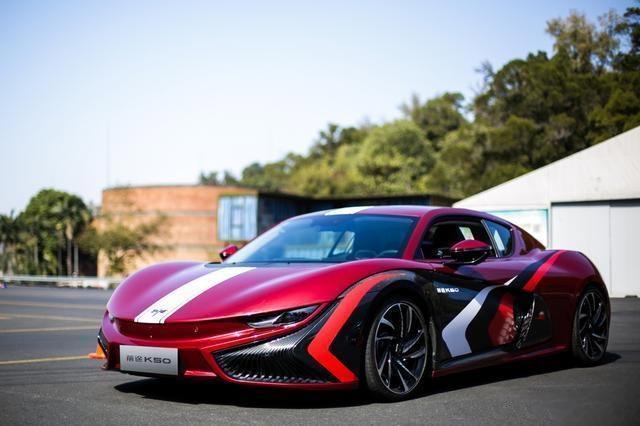 试驾K50的未来国产电动跑车的自我修养