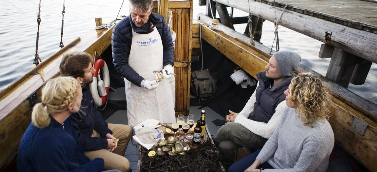 瑞典西海岸美食攻略 - Lysekil海滨小岛