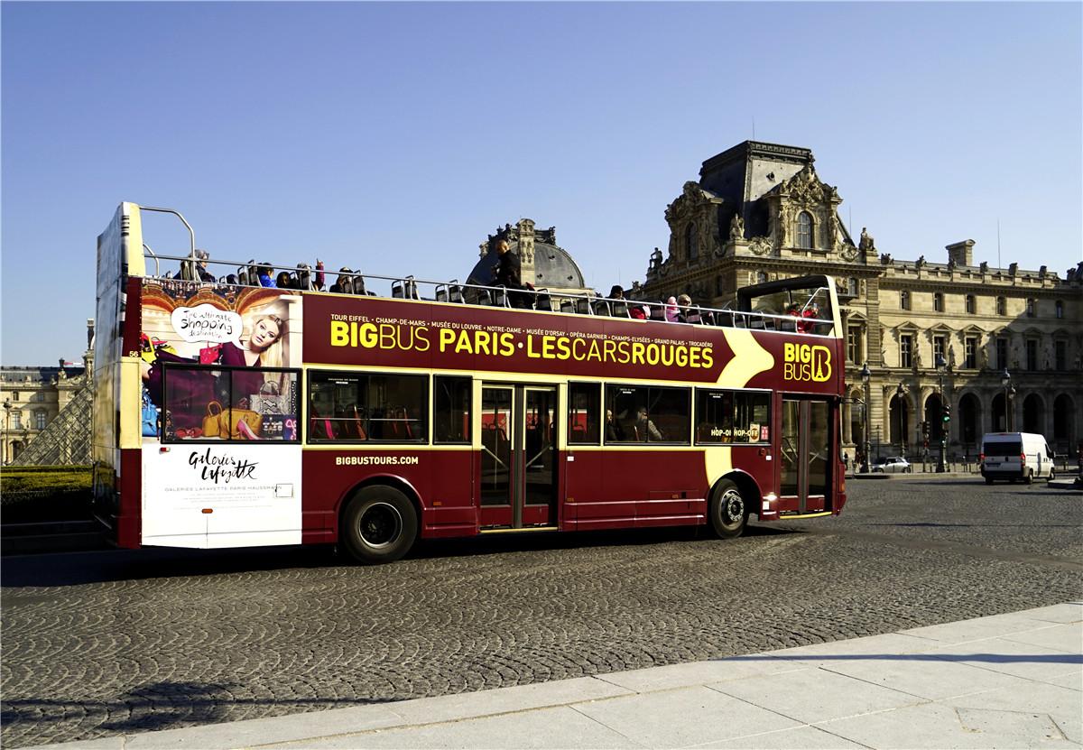 形形色色、五花八门的城市公交车