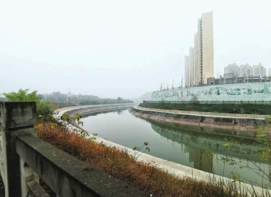 南充全市水环境质量稳中向好