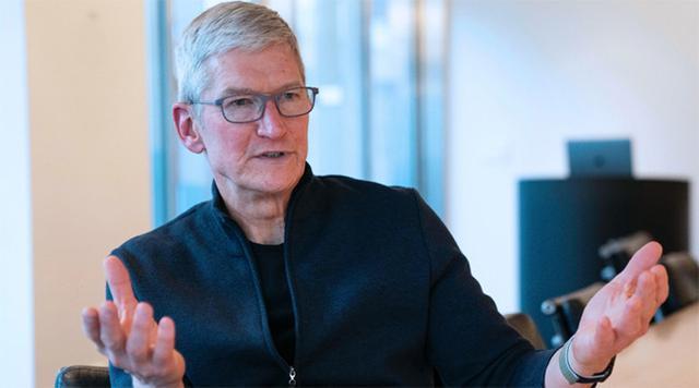 库克:苹果不可能每年都有重大创新,研发新技术需要时间