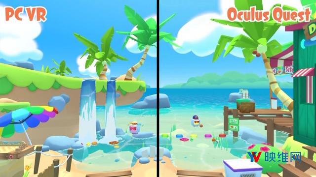 谷歌VR游戲《VacationSimulator》登陸Quest
