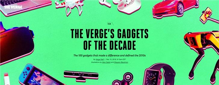 外媒評選過去十年100大電子設備:蘋果iPhone 4居首(多圖)_The