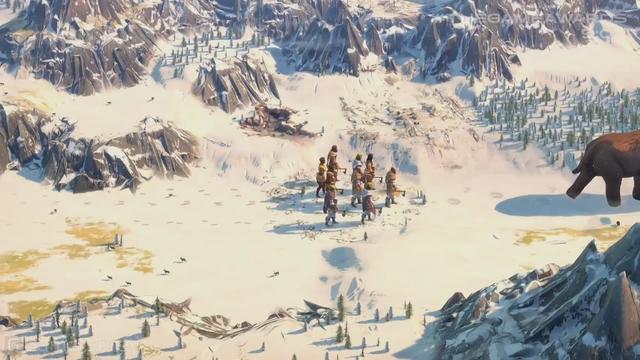 TGA2019:策略游戲《人類》預告2020年發售