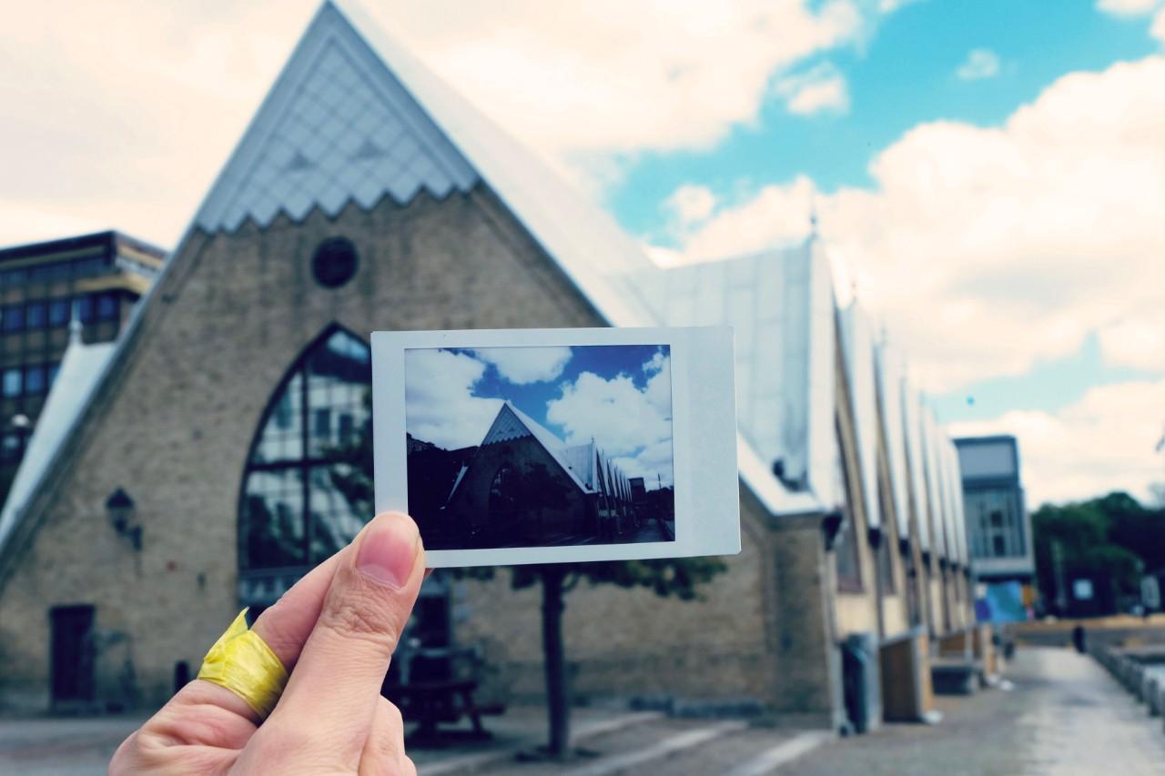 瑞典西海岸美食攻略 - Feskekorka鱼教堂