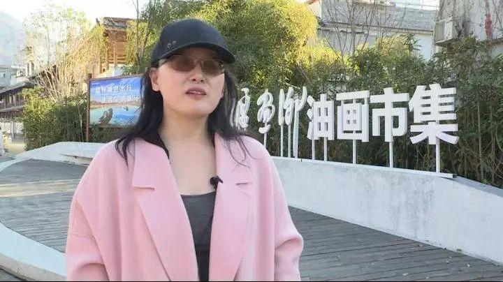 青田籍华人画家唐丽娜向南京抗日航空烈士纪念馆捐赠油画作品