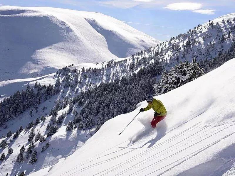 【12月21日巴塞罗那出发】安道尔两日游!滑雪