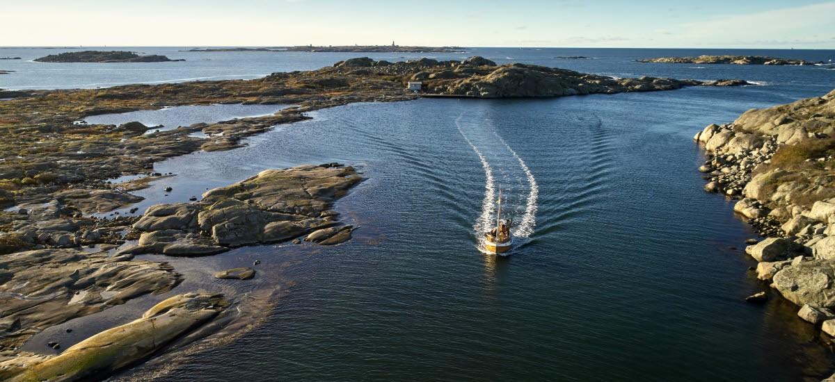 瑞典西海岸美食攻略 - Grebbestad西岸小镇