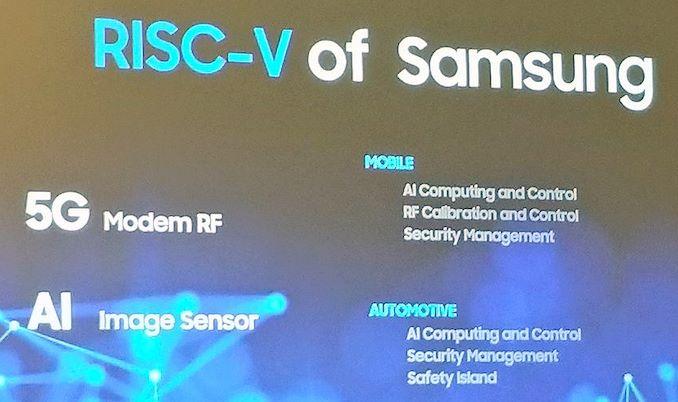 国内芯片技术交流-RISC-V年度峰会:三星将把开源内核投入SoC、车载和5G等应用risc-v单片机中文社区(2)