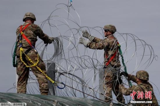 特朗普政策奏效?美墨边境逮捕非法移民人数半年少10万