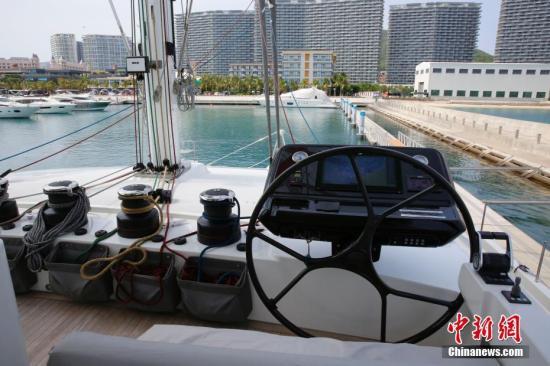 业界议琼港澳游艇自由行:有利三地游艇业联动发展