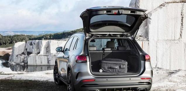 原创奔驰第二代GLA来了,外观终于像SUV,看到内饰:宝马奥迪该紧张了