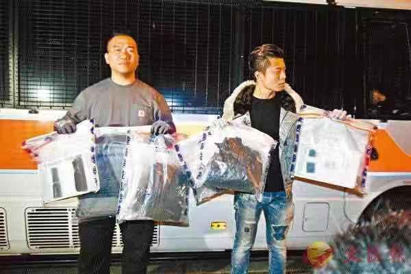 <b>香港3男子试验遥控炸弹爆破装置时被抓获!1人是中学实验室助理</b>
